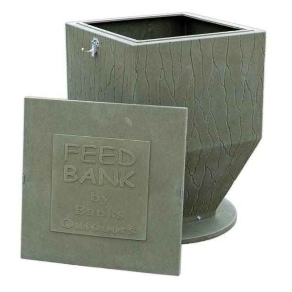 Gravity Deer Feeder - FeedBank 300